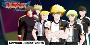 Captain Tsubasa: Rise of New Champions : L'équipe allemande junior les boss du jeu