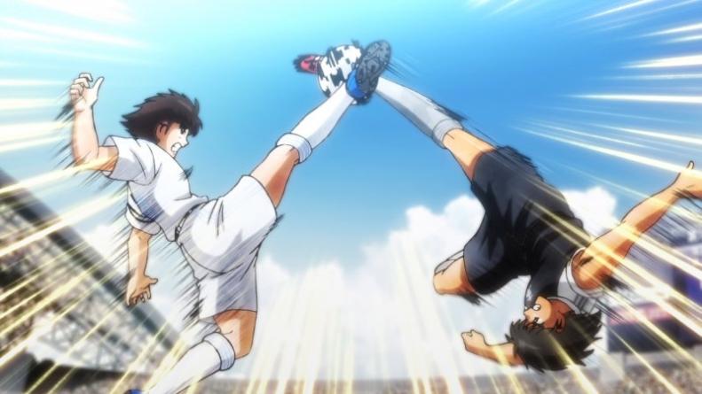 Captain Tsubasa (Olive et Tom 2018) épisode 48 : « Le Champion Toho »