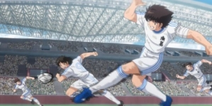 Captain Tsubasa (Olive et Tom 2018) épisode 50 : « Une Lutte acharnée »