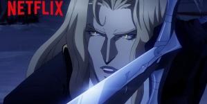 Castlevania – Saison 2: Premier trailer de l'anime Netflix
