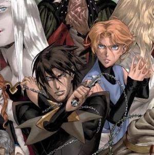 Netflix – Castlevania : La saison 4 de l'anime déjà annoncée