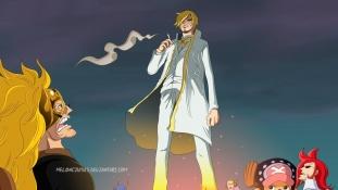 Chapitre One Piece 866 Discussion / Classement Jump N°26 (2017)
