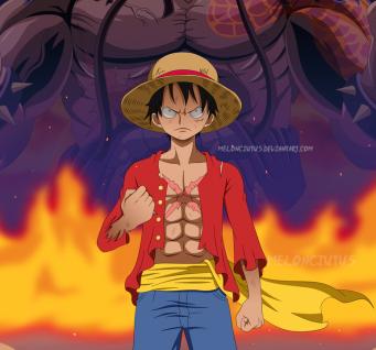 Chapitre One Piece 873 Discussion / Classement Jump N°34 (2017)