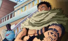 Chapitre One Piece 875 Spoilers / Classement Jump N°38 (2017)