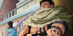 Chapitre One Piece 875 Discussion / Classement Jump N°38 (2017)