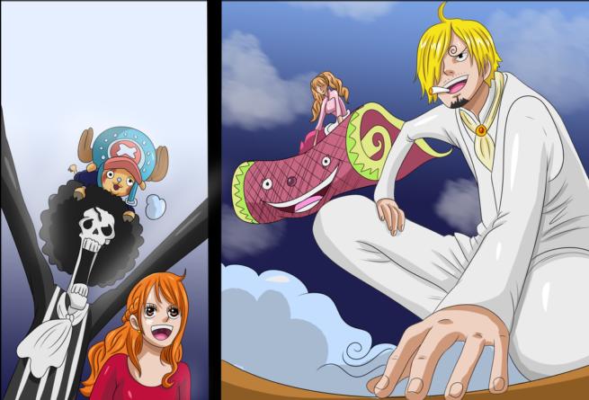 Chapitre One Piece 893 Discussion / Classement Jump N°10 (2018)