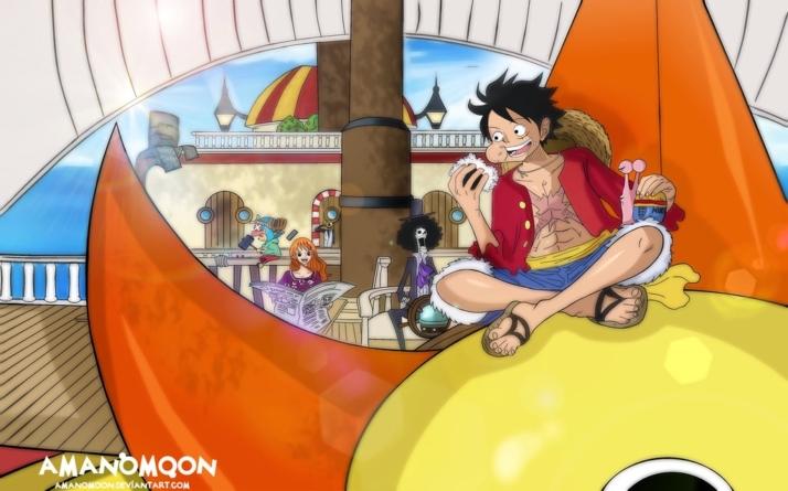 Chapitre One Piece 911 Discussion / Classement Jump N°33 (2018)
