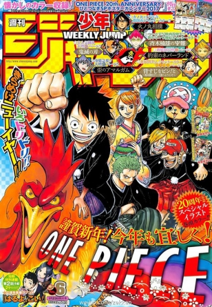 Chapitre Scan One Piece 851 Discussion