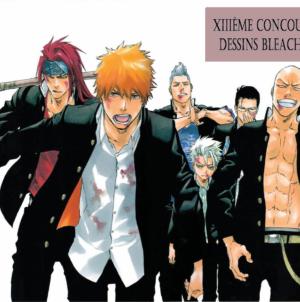 Concours de dessins Bleach-Mx: Août-Septembre 2019