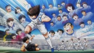 Captain Tsubasa (Olive et Tom 2018) épisode 51 : « Le tir miraculeux de la feuille morte »