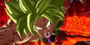 Dragon Ball FighterZ : Date de sortie de Broly (Dragon Ball Super) et de son Dramatic Finish avec Gogeta et Cheelai