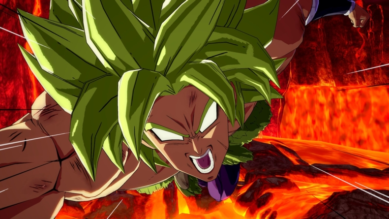 Dragon Ball FighterZ : Date de sortie de Broly (Dragon Ball Super) et de son Dramatic Finish avec Gogeta et Cheelai