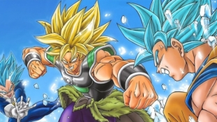 Dragon Ball Super – Broly : Le message de Toyotarô