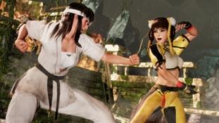 Dead or Alive 6: Des screenshots d'Hitomi et Leifang fuitent