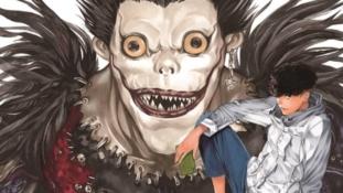 Death Note : Couverture couleur du prochain chapitre one-shot du manga