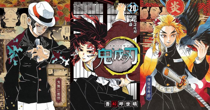 Demon Slayer (Kimetsu no Yaiba) : Le manga atteint un nouveau record et est salué par Yusuke Murata (One-Punch Man, Eyeshield 21)