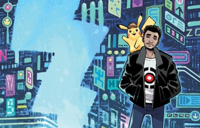 Pokémon – Détective Pikachu : Legendary Comics va sortir un roman graphique