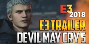 Devil May Cry 5 annoncé: Premier trailer !