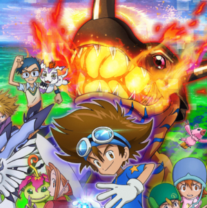 Le nouvel anime Digimon Adventure: reprend sa diffusion dès dimanche prochain