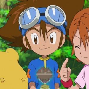 Digimon Adventure: épisode 4 [REPRISE] : « L'envol de Birdramon »