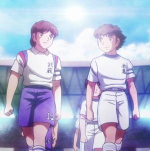 Captain Tsubasa (Olive et Tom 2018) épisode 20: « La Tactique secrète de Musashi »