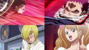 One Piece – Arc Whole Cake Island: Pas d'épisode ce dimanche, planning des épisodes de septembre