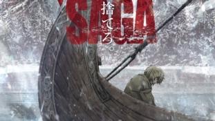 Vinland Saga: L'anime dévoile son premier visuel et son très beau staff