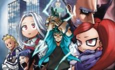 Le manga My Hero Acadamia de Kōhei Horikoshi a été imprimé à plus de 17 millions d'exemplaires