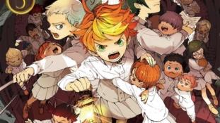 Combien de tomes fera le manga The Promised Neverland ? Les auteurs répondent