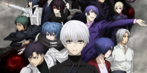 Tokyo Ghoul:re: Nouveau visuel et annonce de l'opening et ending de la seconde saison de l'anime