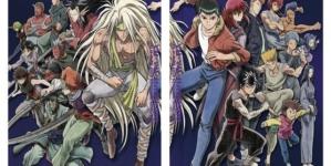 Yū Yū Hakusho: 8 nouveaux screnshots du nouvel anime OVA