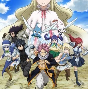 Fairy Tail – Saison Finale: Nouveau visuel pour l'anime