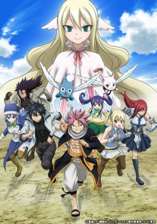 Fairy Tail – Saison Finale : L'anime fera officiellement 51 épisodes