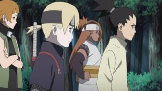 Boruto – Naruto Next Generations épisode 74: « Bataille contre Ino-Shika-Chô ! »