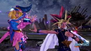 Jump Force: Premier gameplay de Yugi et ses monstres