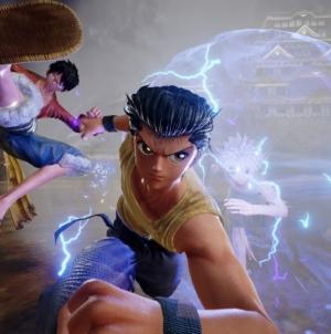 Jump Force accueille Yusuke Urameshi et Toguro Junior de Yū Yū Hakusho