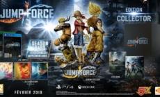 Jump Force: Nouveau gameplay, trailer des personnages originaux d'Akira Toriyama et l'édition collector