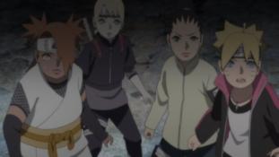 Boruto – Naruto Next Generations épisode 76: « L'écaille à rapporter »