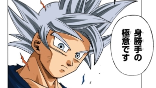 Dragon Ball Super Chapitre Scan 041 VF