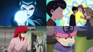 Yū Yū Hakusho: Nouveaux screenshots des OAVs «Two Shots» et «Sink of Swim» juste avant leur sortie