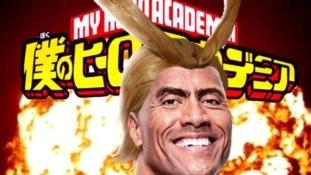 My Hero Academia : Legendary va produire un film live de la série