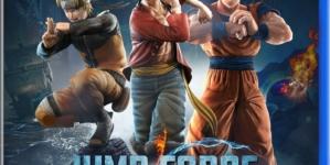 Jump Force: Jaquette officielle du jeu qui sort le 15 février 2019