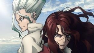 Dr. Stone: Fin de la saison 1, la saison 2 de l'anime est officialisée