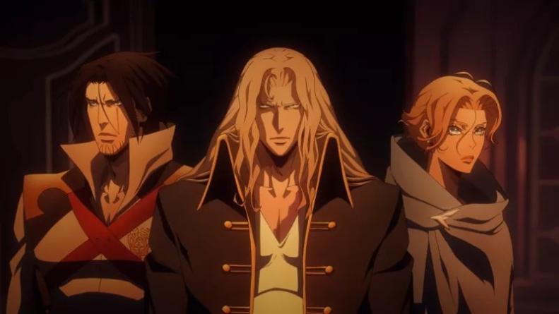 La saison 3 de l'anime Castlevania fera 10 épisodes