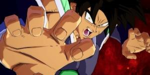 Dragon Ball FighterZ : Screenshots du monstre Broly de Dragon Ball Super