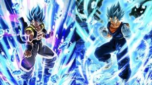 Dragon Ball Z Dokkan Battle – Dragon Ball Legends : Vegetto, Gogeta, Goku Vegeta Super Saiyan Blue