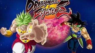 Dragon Ball FighterZ: Annonce des premiers personnages DLC, Broly et Bardock ainsi que leurs Meteor Smash