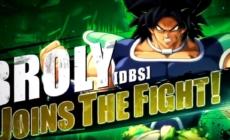 Dragon Ball FighterZ : Broly de Dragon Ball Super se déchaîne dans son trailer