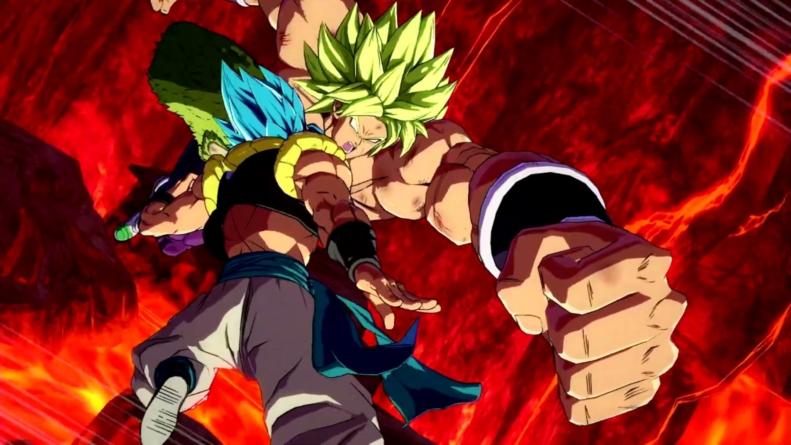 Dragon Ball FighterZ : Vidéo annonce de la sortie de Broly (DBS), reproduction fidèle du combat du film