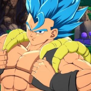 Dragon Ball FighterZ : Gameplay de Gogeta SSGSS qui sort le 26 septembre